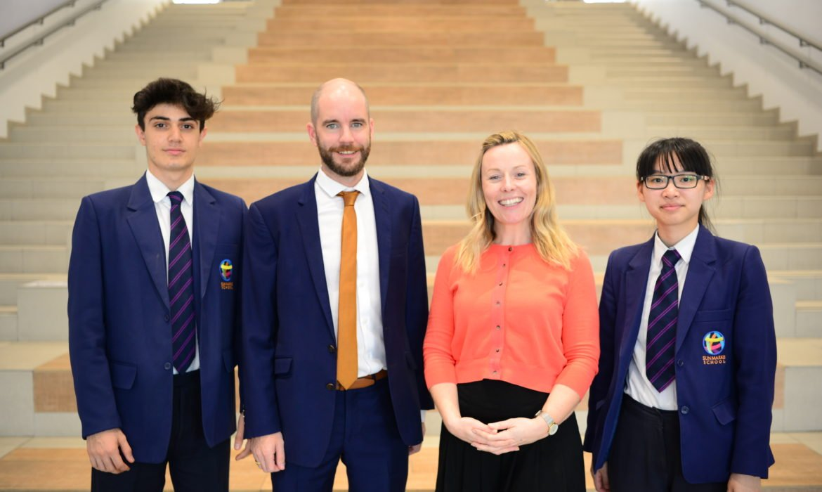 Sunmarke School Celebrates Exceptional UK Curriculum Exam Results in OxfordAQA's First Go Further Awards